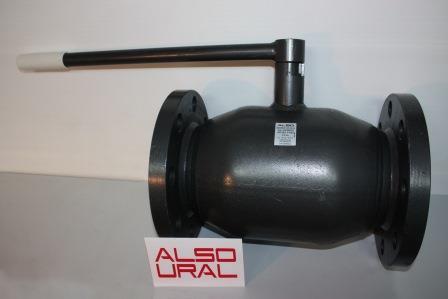 Кран шаровый фланцевый КШ.Ф.125.25-01 Ду125 Ру25