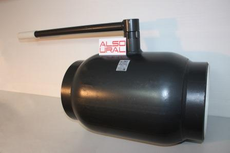 Кран шаровый приварной КШ.П.200.25-01 Ду200 Ру25